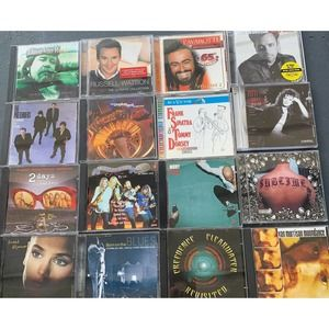 Huge CD Lot Over 50 CDs Variety of Music